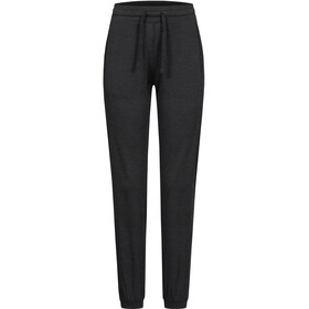 super.natural Active Pants Women jet black melange